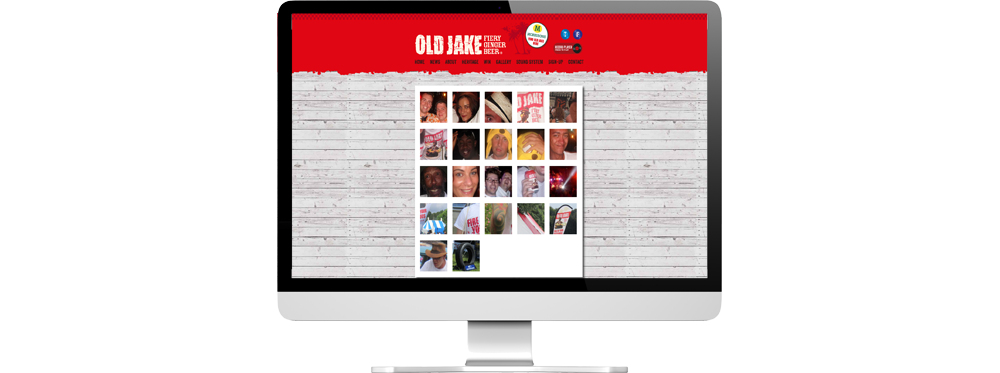 Old Jake gallery page